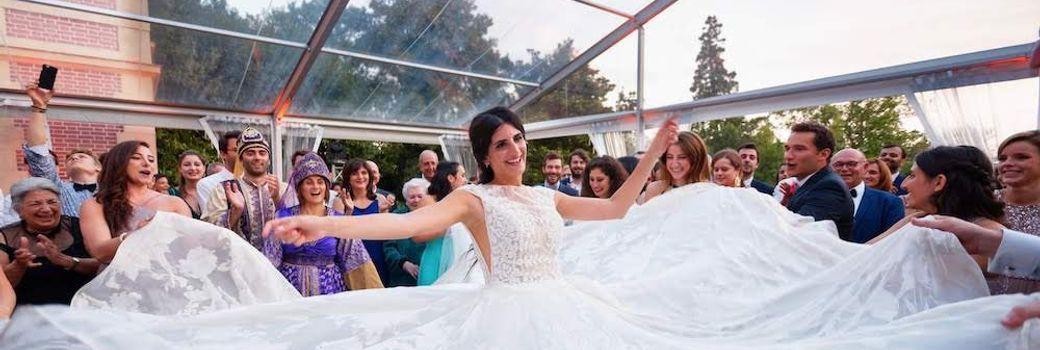 Réception de mariage franco-libanaise au château de Villiers le Bacle