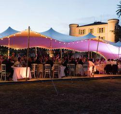 Atawa mariage thème Provence au château de Brégançon