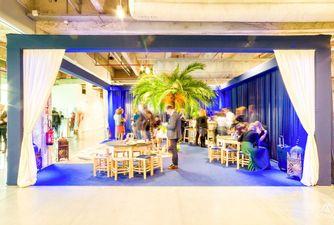 Atawa conception stand d'exposition oriental salon du management